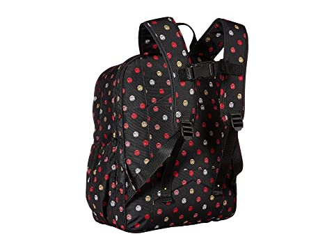 Vera Bradley Lighten Up Grande Laptop Backpack Havana Dots Free Shipping Great Deals Fast Delivery For Sale Outlet Cheap Quality Discount Big Discount YSCTBl