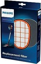 Philips Vervangingsset - Voor filters van de Philips SpeedPro Max in de series 7000 en 8000 - Wasbaar schuimrubber filter...