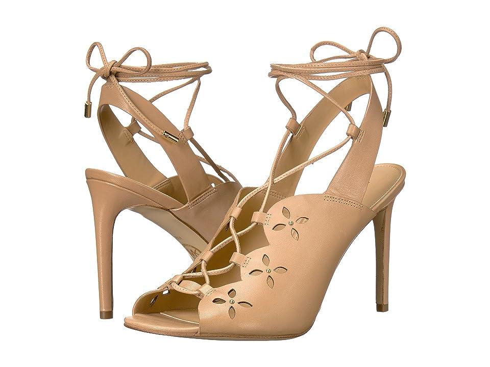 MICHAEL Michael Kors Thalia Sandal (Toffee Vachetta) Women