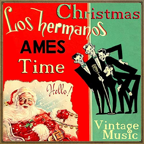 Vintage Christmas No 18 Lp Christmas Time By The Ames