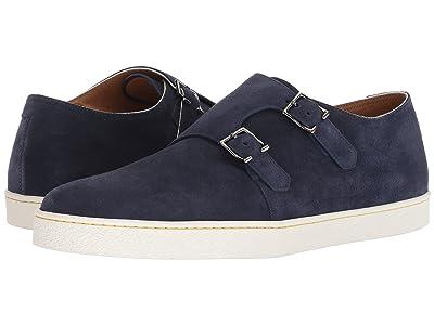 John Lobb Holme Monk Sneaker (Navy) Men
