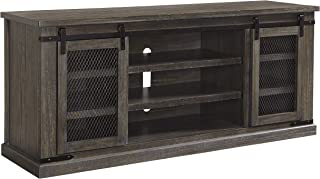 Signature Design by Ashley Danell Ridge Extra Large TV Stand Brown