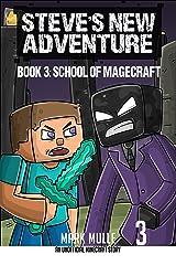 Steve's New Adventure Book 3: School of Magecraft (Changing Horizon) Kindle Edition