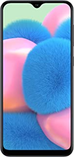 Samsung Galaxy A30s Dual SIM - 64GB, 4GB RAM, 4G LTE - Crush Black, International Version