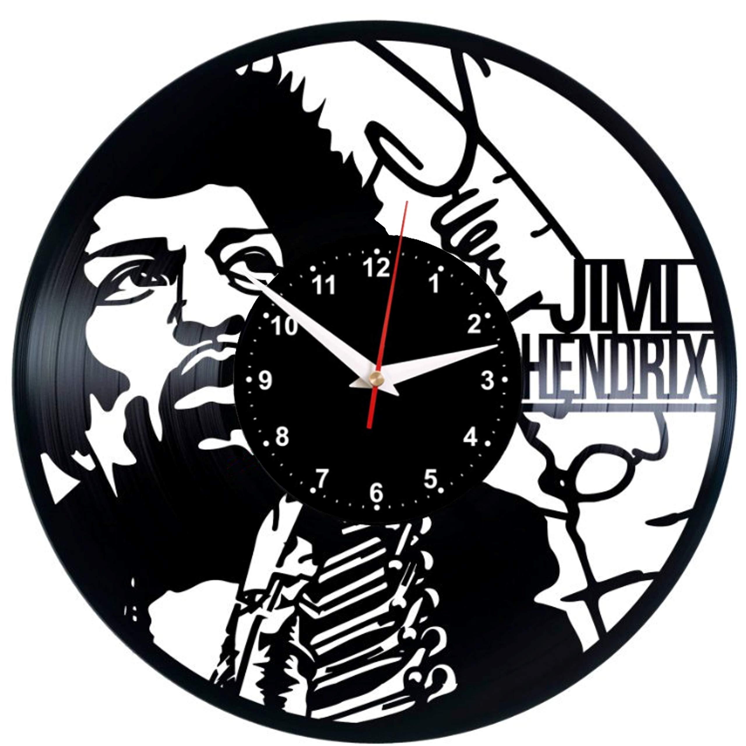 ELIVS Presley - Reloj de Pared (Vinilo), diseño de ELIVS Presley ...