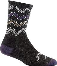 Darn Tough Vermont Women's Wandering Stripe Micro Crew Light Cushion Socks