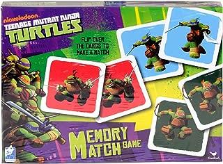 Teenage Mutant Ninja Turtles Memory Match Game