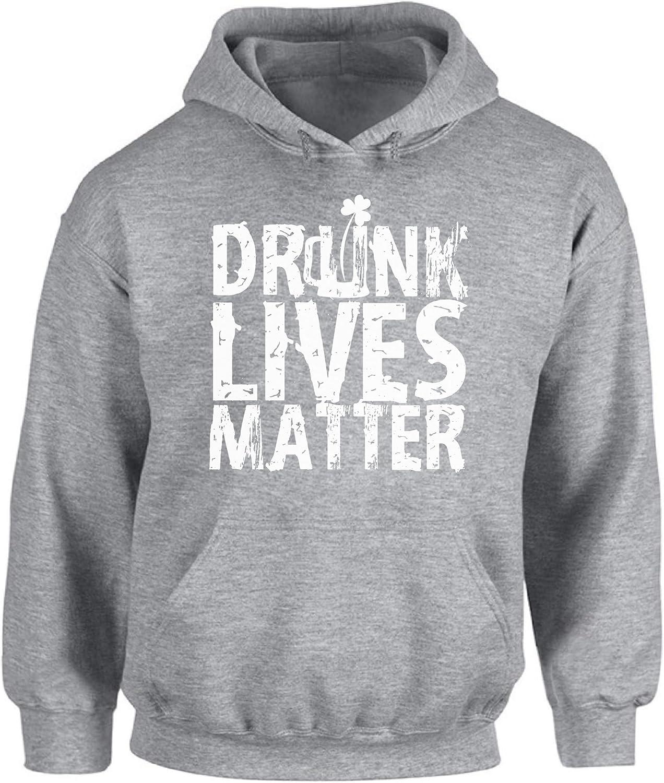 Awkward Styles Unisex Drunk Sale Lives Matter Sweatshir Louisville-Jefferson County Mall Hoodie Hooded