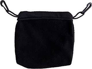 Sleeping Pouch for Sugar Gliders and other small pets (Black)