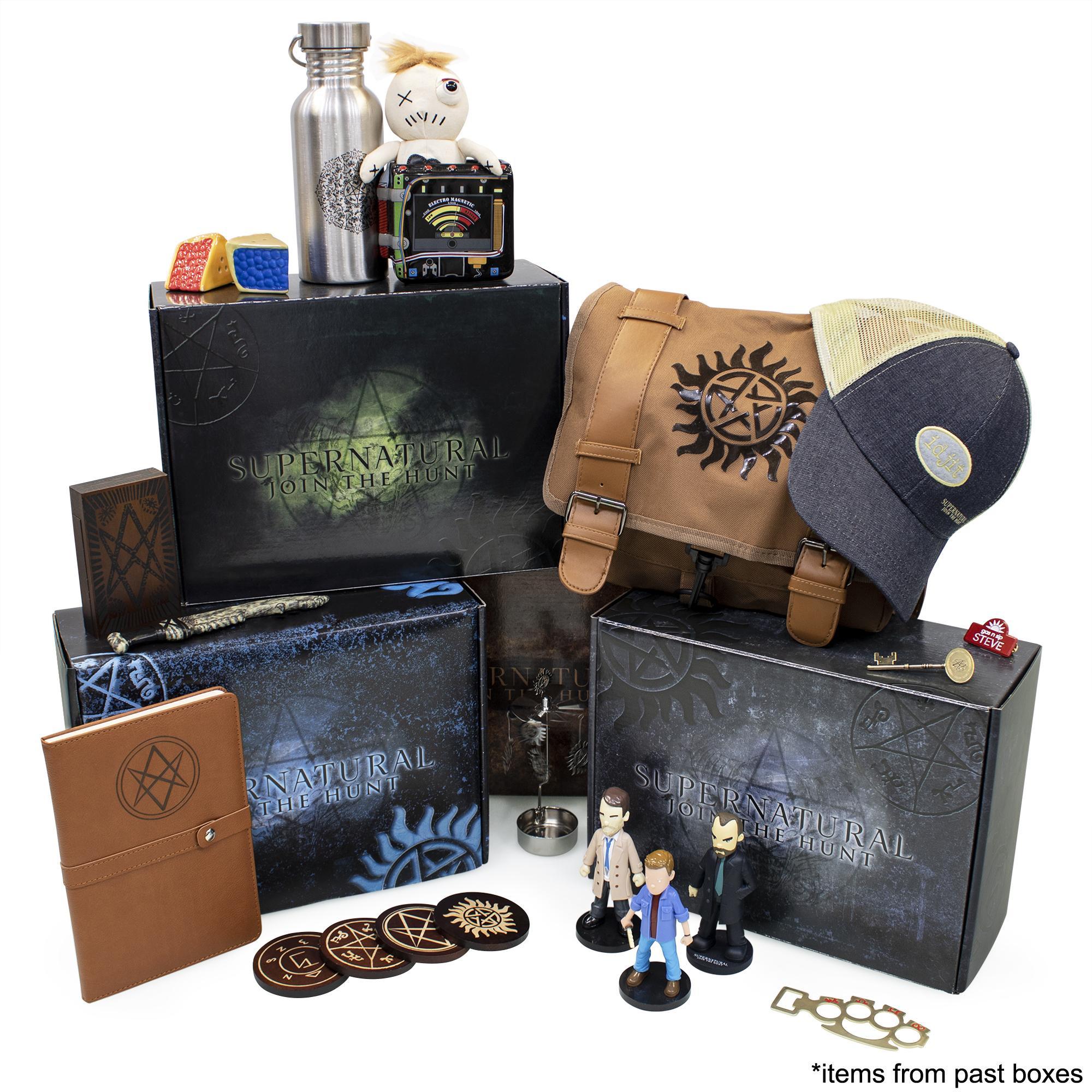 Supernatural Subscription Box
