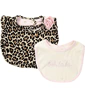 Kate Spade New York Kids - Ooh La La Bib Set (Infant)