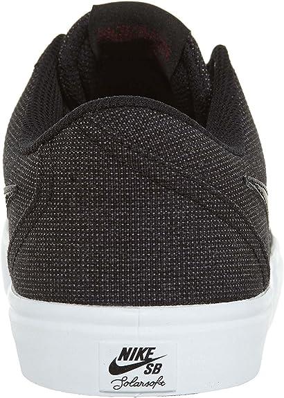 Nike Men's SB Check Solarsoft Canvas Shoes