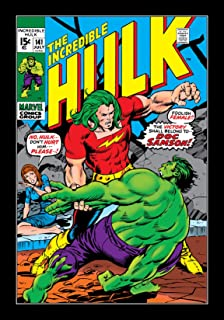 Incredible Hulk (1962-1999) #141