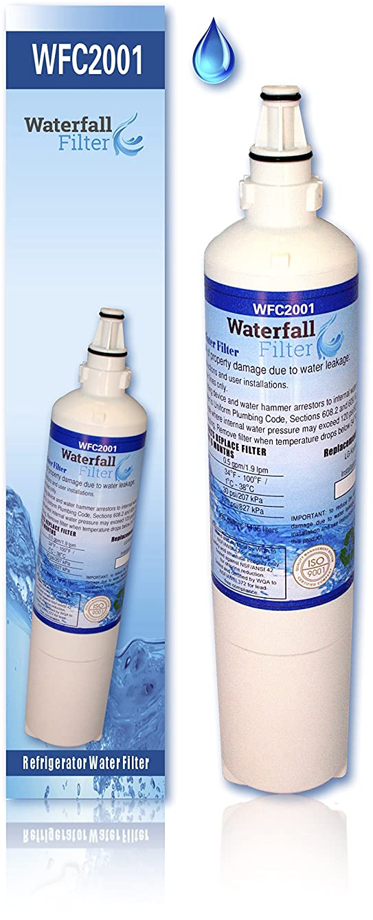 LG LT600P Compatible Water Filter Also fits LG 5231JA2006A