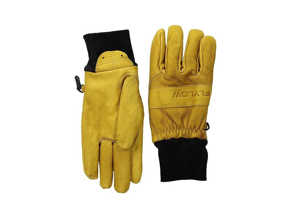 Flylow Ridge Gloves (Natural) Ski Gloves