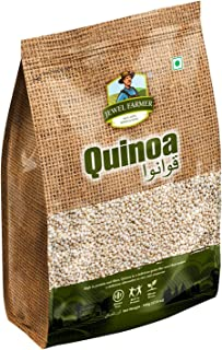 JEWEL FARMER Quinoa, Gluten-free Whole Grain with Rich Dietary Fiber, Protein & Calcium, Alternative to Rice & Couscous (5...