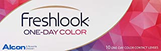 Fresh Look One Day Coloured Day Lenses