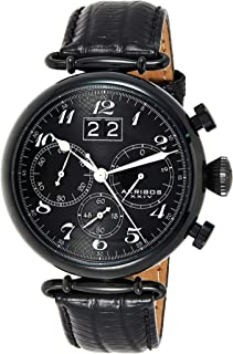 Akribos XXIV Men's Chronograph Date Watch
