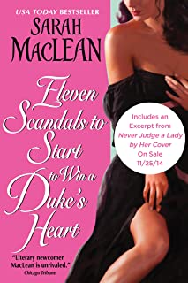 Eleven Scandals to Start to Win a Duke's Heart (Love by Numbers Book 3)