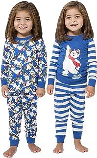 Frosty the Snowman Kids' Frosty the Snowman 4-Piece Pajama Set