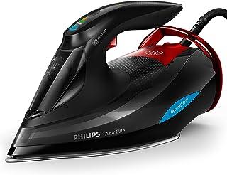 PHILIPS Azur Elite - OptimalTemp - 3000W - 70g/min - 260g - DynamiQ sensor - IONIC steam mode - SteamGlide Advanced solepl...