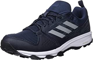adidas Men's Galaxy Trail Shoes, Legend Ink/Grey/Trace Blue