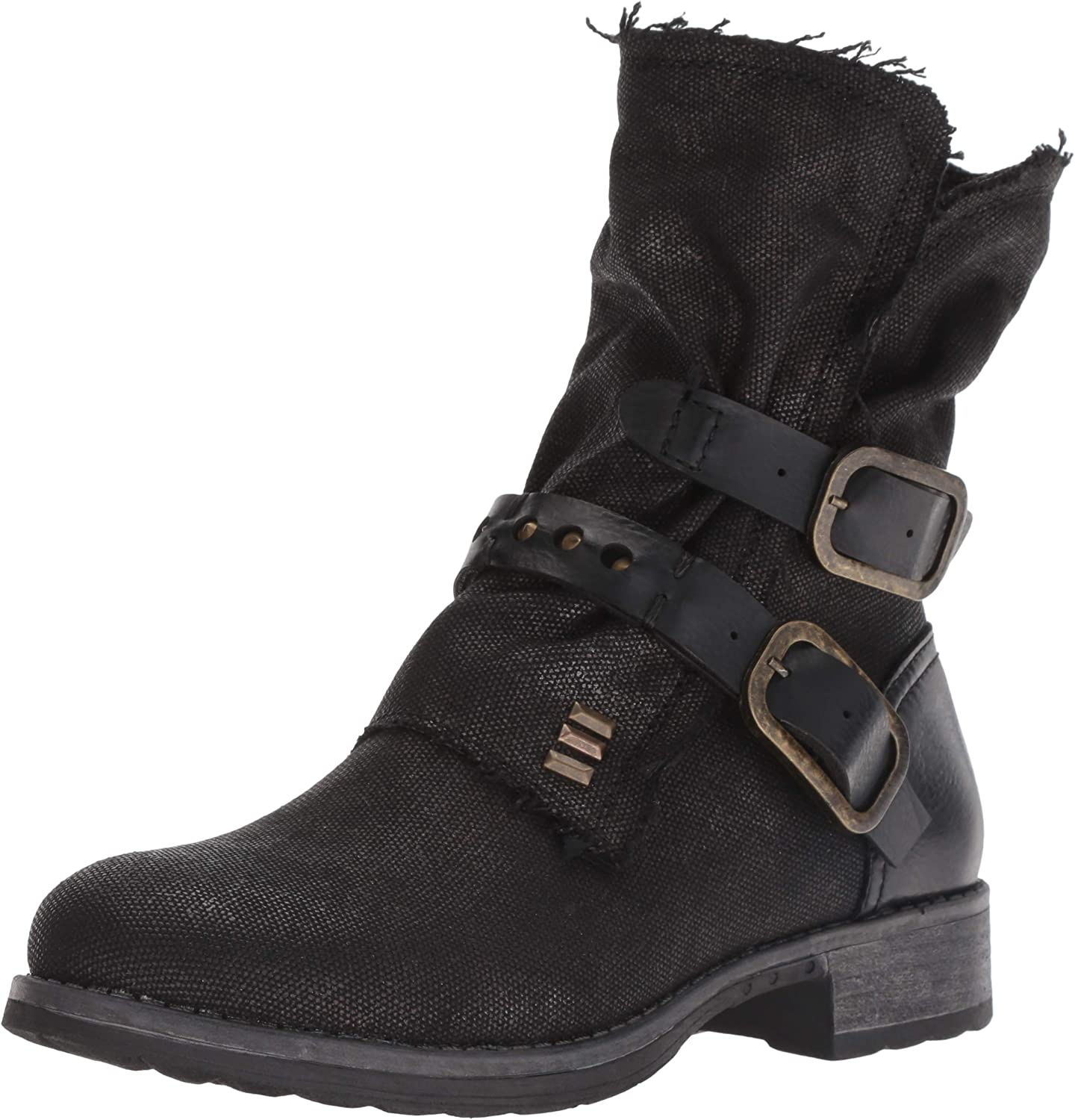 Dirty Laundry Womens Tycen Motorcycle Boot