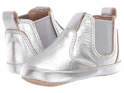 Old Soles Bambini Local (Infant/Toddler) (Silver) Boy
