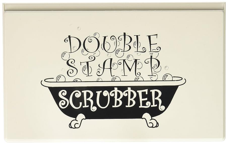Stewart Superior SCRBDUB Double Stamp Scrubber, 5 by 7.5-Inch