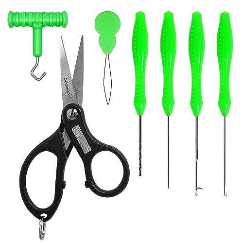SAMS FISHING Kit d'outils à appâts pour la pêche à la carpe