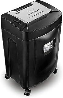 comprar comparacion Duronic PS991 Destructora trituradora de papel con corte cruzado máxima seguridad, de 31 l y 580W - Garantiza cumplimiento...