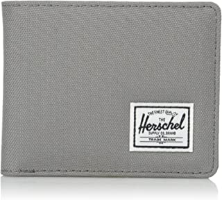 Men's Roy RFID Wallet, Grey, One Size