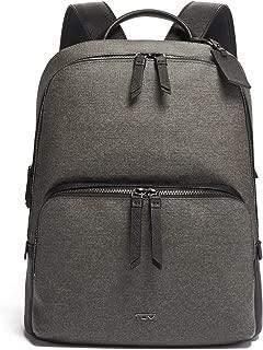 Varek Hudson Laptop Backpack - 14 Inch Computer Bag for Men and Women - Earl Grey