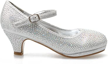 Forever Dana-53K Little Girl Sandal Dress Shoes