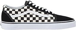 (Primary Check) Black/White