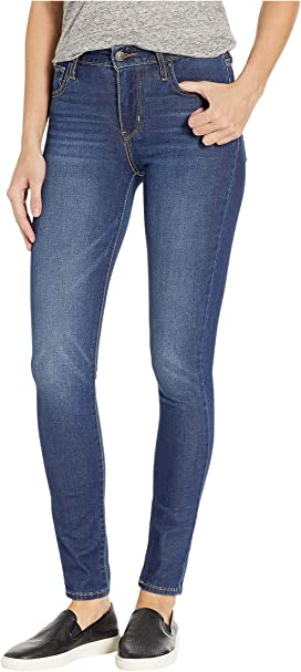 208eb8e01b4 Levi's® Womens 721 High-Rise Skinny Ankle at Zappos.com
