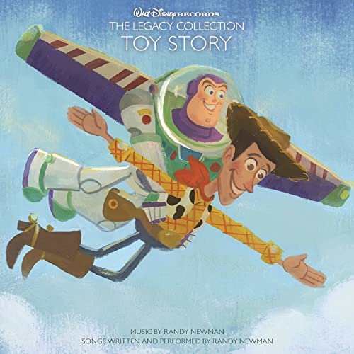 Walt Disney Records The Legacy Collection Toy Story By