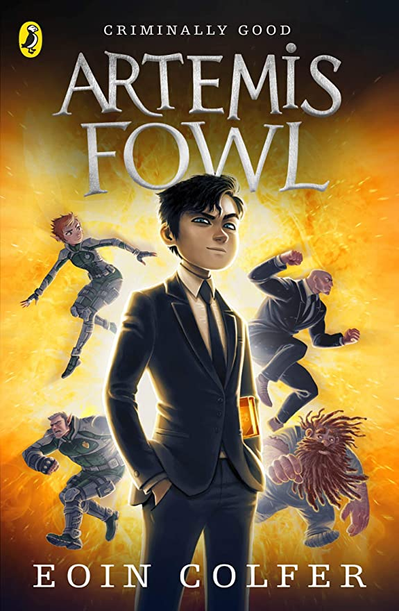一人で岸ケントArtemis Fowl (English Edition)