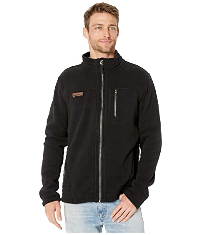 Obermeyer Joshua Fleece Jacket (Black) Men