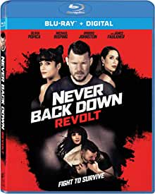 NEVER BACK DOWN: REVOLT arrives on Blu-ray, DVD and Digital Nov. 16 from Sony Pictures