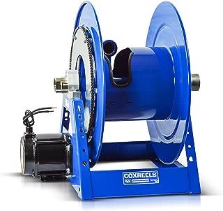 Coxreels 1185-1124-ED Electric 12V DC Explosion Proof 1/2HP Motor Rewind Hose Reel: 1 1/2