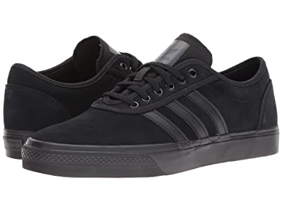 adidas Skateboarding Adi-Ease (Core Black/Core Black/Core Black) Skate Shoes