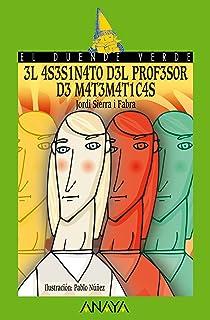 El asesinato del profesor de matemáticas (LITERATURA