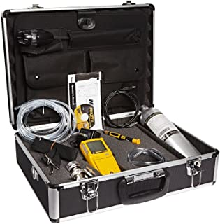 BW Technologies QT-XWHM-R-Y-NA-CS 8 Piece GasAlertQuattro Confined Space Kit
