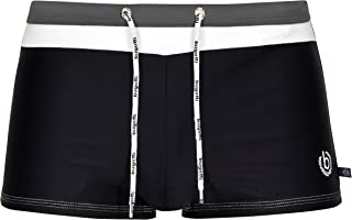 218df6d9d9 Bugatti Modern Men's Swim Shorts/Swimming Trunks in Green, Navy, Red, Black