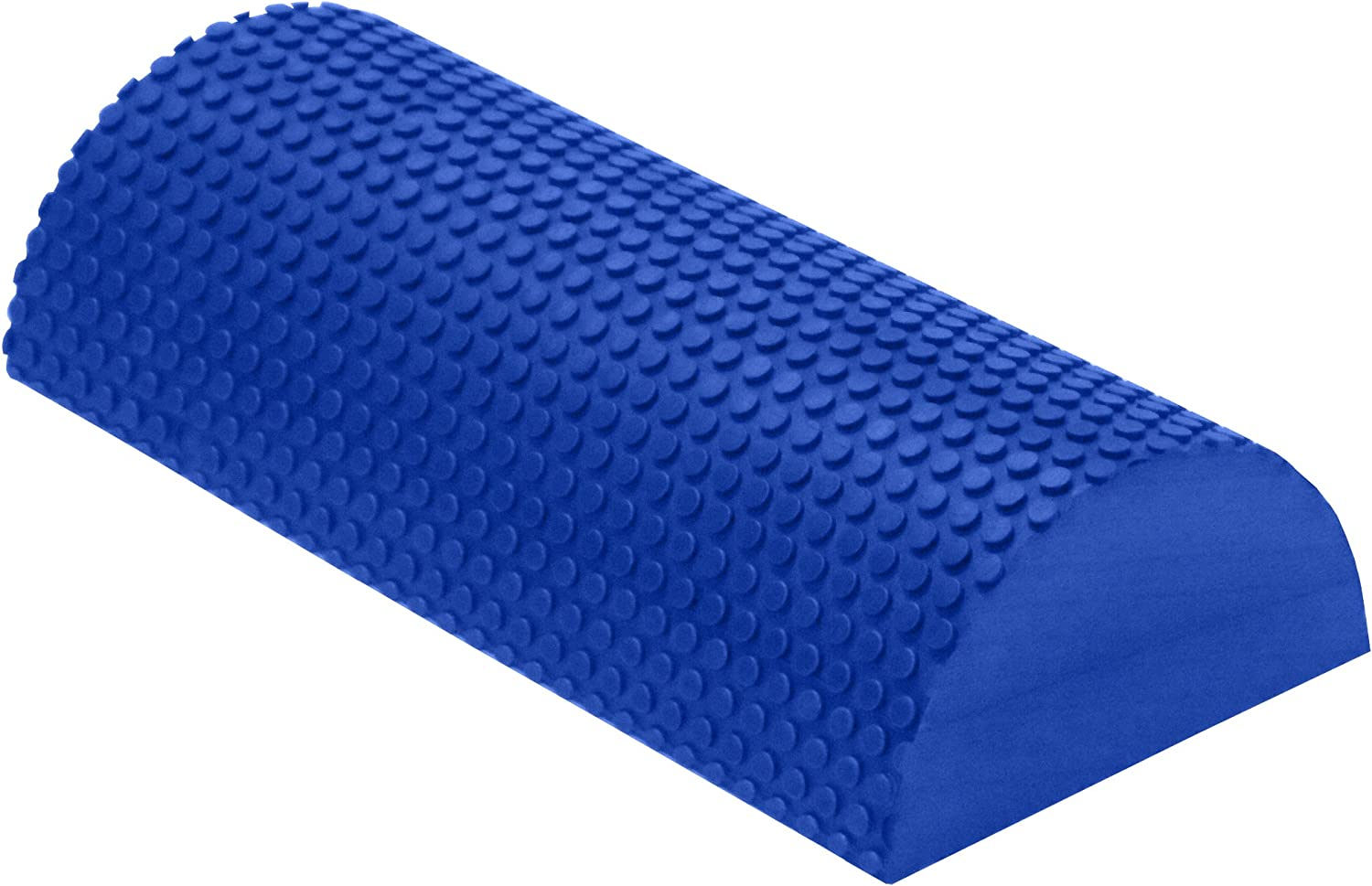 Bumps High Density EVA Foam Rollers Textured - 12 Half-Roller Made in USA Bean Products