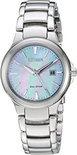 Watches Women's EW2520-56Y Eco-Drive
