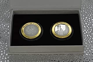 JACK THE RIPPER Full Colour Silver Commemorative /& Presentation//Display//Gift Box