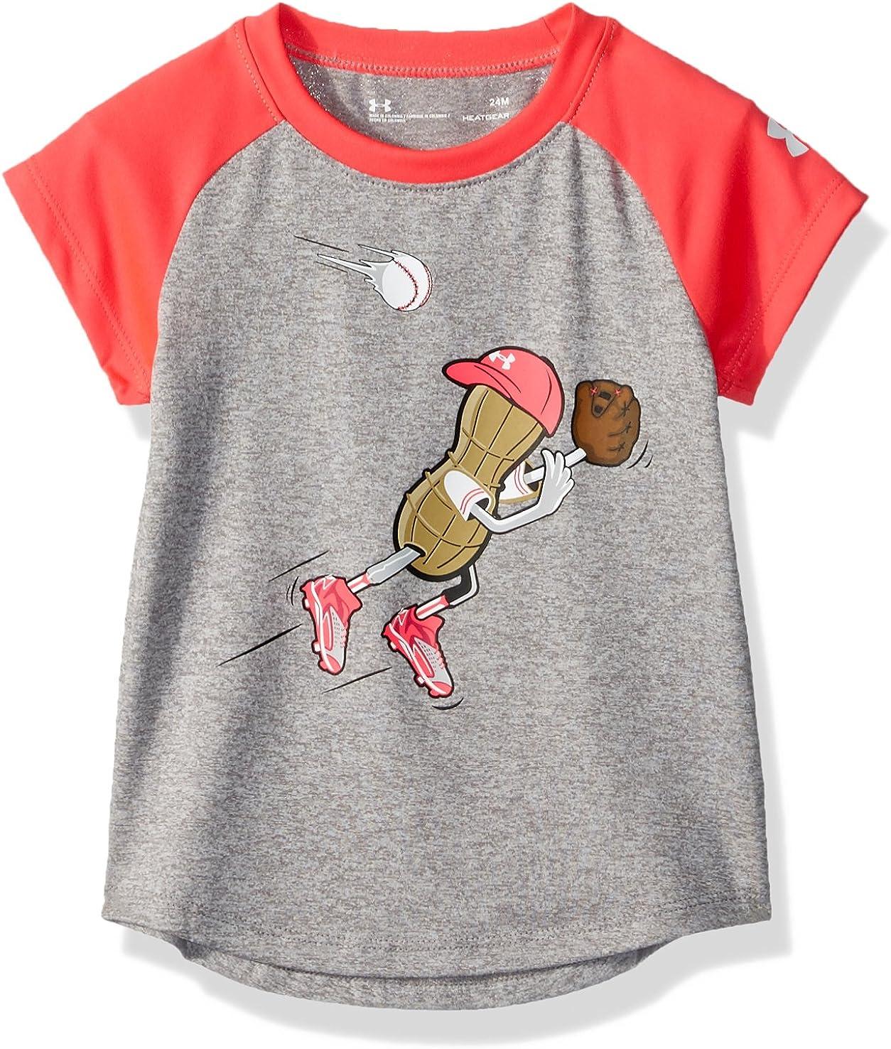 Baby Girls' Graphic Ss Tee Shirt