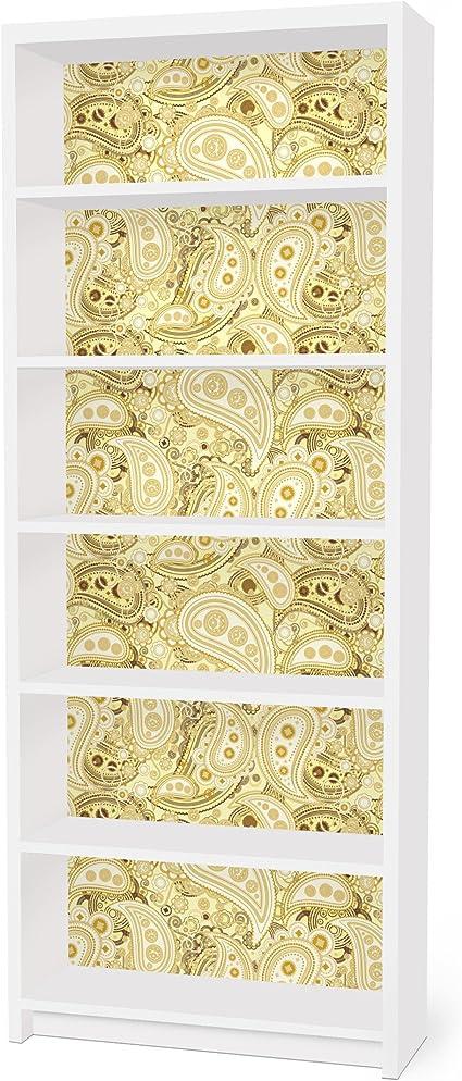 Apalis Vinilo Adhesivo para Muebles IKEA - Billy Bookshelf ...